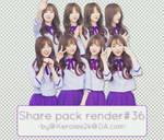 Share pack render #36 Kei Lovelyz