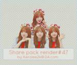 Share pack render #48 Kei