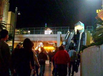 Las Vegas Blvd at MGM Grand