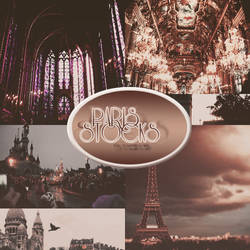 Stocks pack - Paris by royalrockin