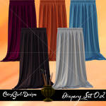 Drapery Set 02