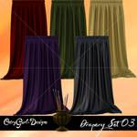 Drapery Set 03