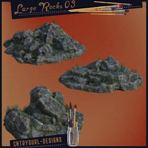 Large Rocks 03