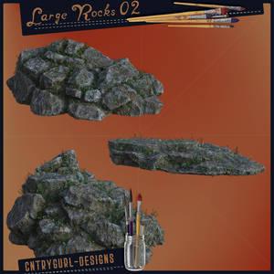 Large Rocks 02