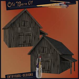 Old Barn 01