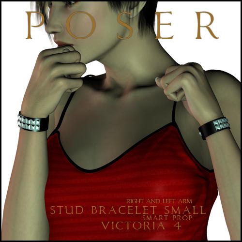 Stud Bracelet Small Smart Prop