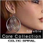 CC Celtic Spiral