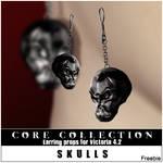 CC Skulls Freebie