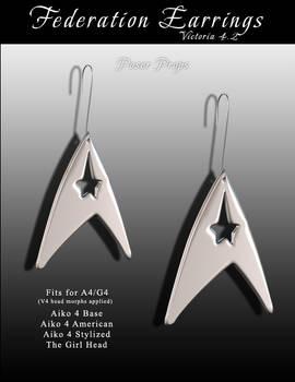 ST Federation Earrings