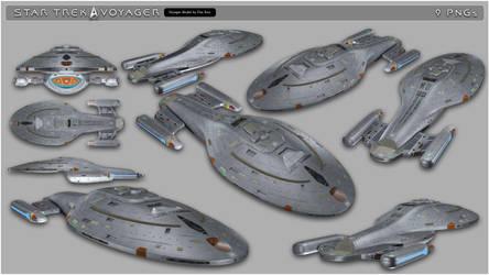 Star Trek Voyager PNGs