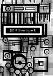 J2011 Brush pack 1