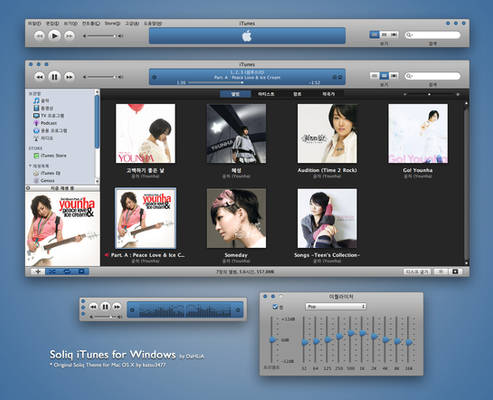 Soliq iTunes for Windows
