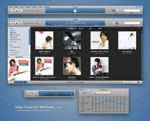 Soliq iTunes for Windows