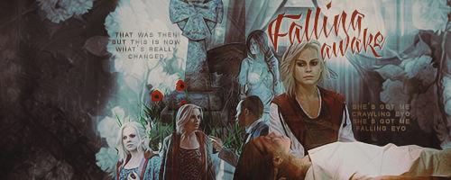 PSD FILE: Falling Awake