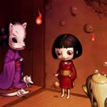 The Yokai's Bouncing Ball Song by tsutsu-di