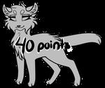 .: Feline Lineart - Purchase: 40 points :.