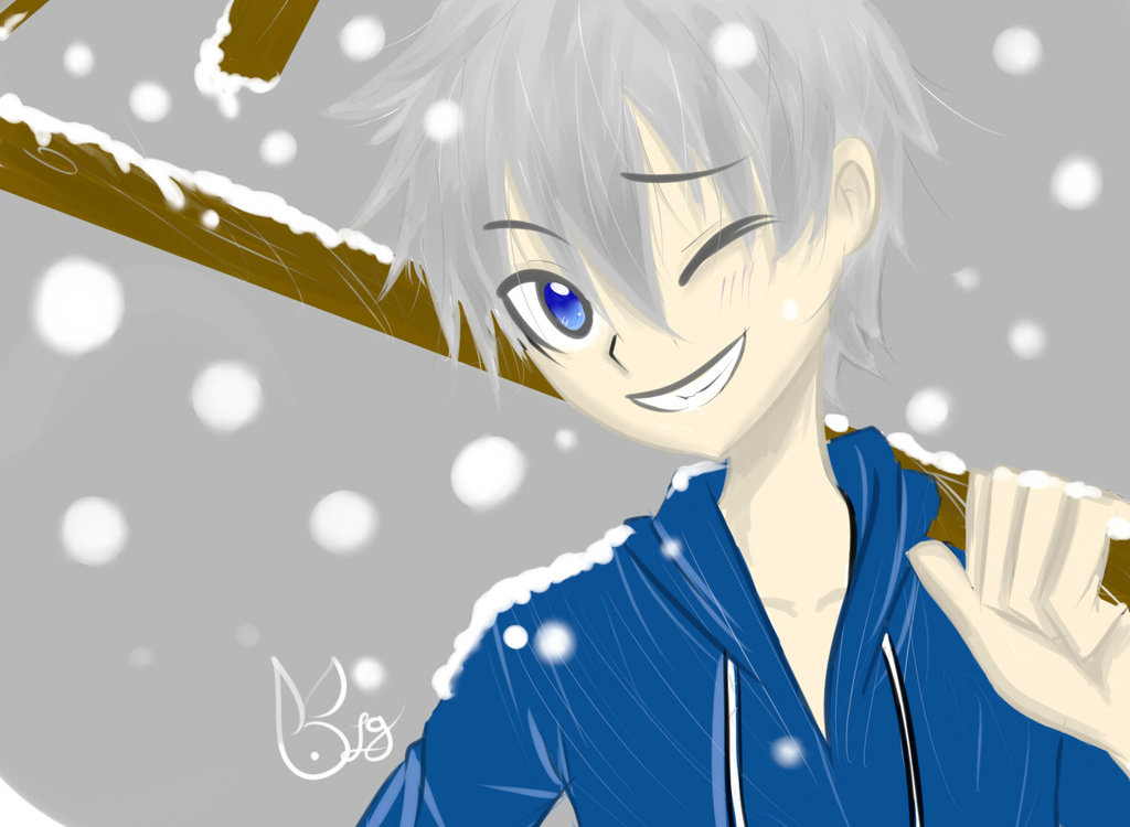 Jack Frost X Shy!Male!Reader [Falling Snow] by ChaToeto on