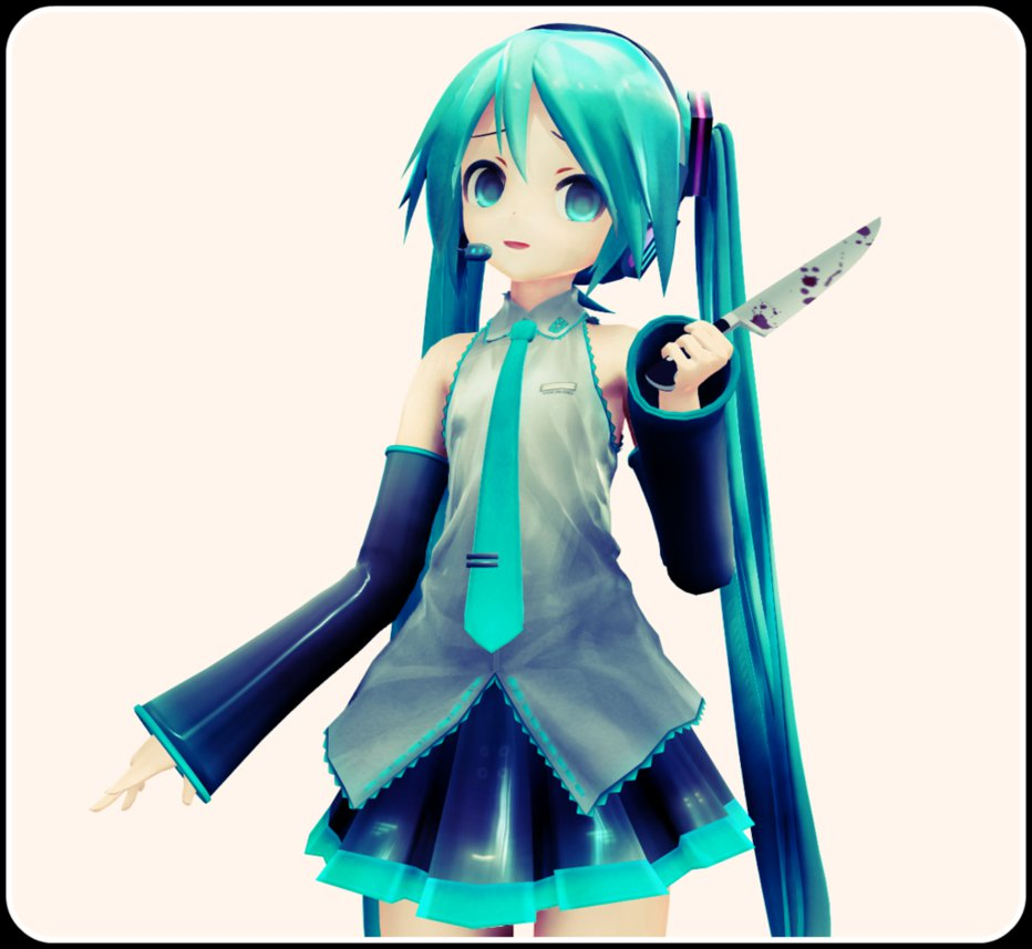 Yandere!Miku X Male!Reader [All Mine] RQ By ChaToeto On