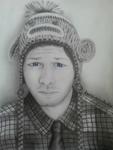 Misha Collins Portrait