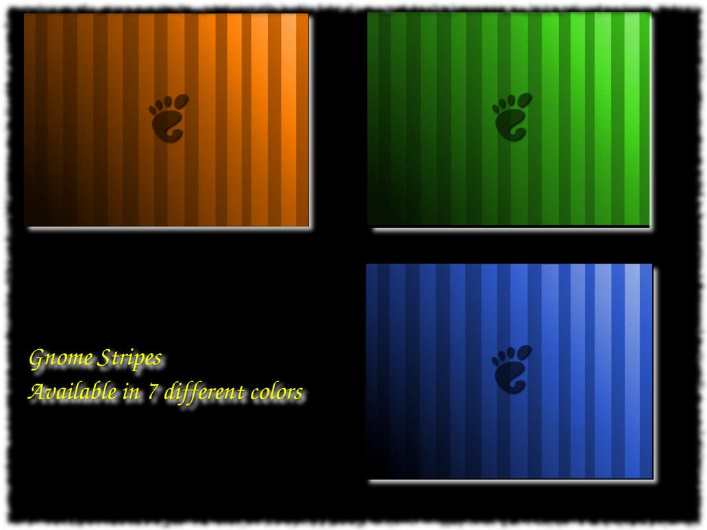 gnome stripes