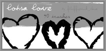 Lotsa Love by fluffypinklana