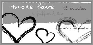 More Love Brushes