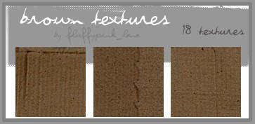 Brown Icon Textures