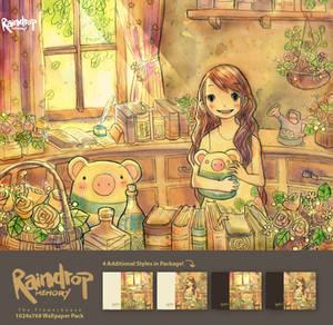 Flowerhouse Promo Wallpaper