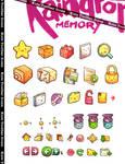RM Kute Toolbar Icons