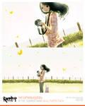 In The Summer Wind Wallpaper