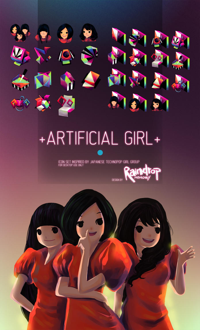 Artificial girl 2 download porn women