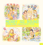 Merry go Round Wallpaper Pack