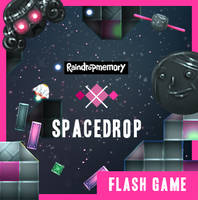 Raindrop Micro Game:Spacedrop by Raindropmemory
