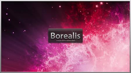 Borealis - Wallpaper by GeminiDesign