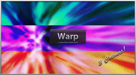Warp - Wallpaper by GeminiDesign