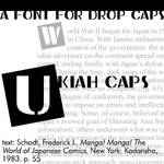 Ukiah Caps