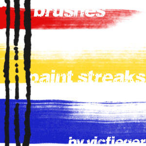 Paint Streaks by vicfieger