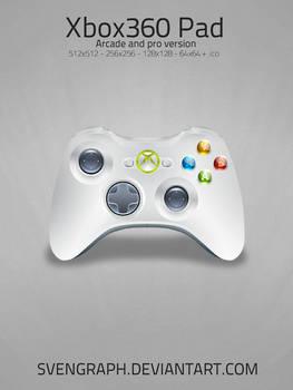 Xbox 360 Joypad Icon