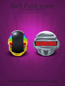 Daft Punk Super Icon Package