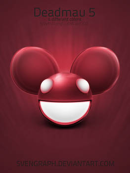 Deadmau5 mask icon set