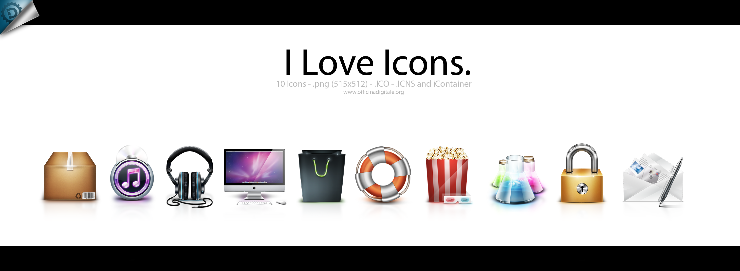 I Love Icons. by Svengraph