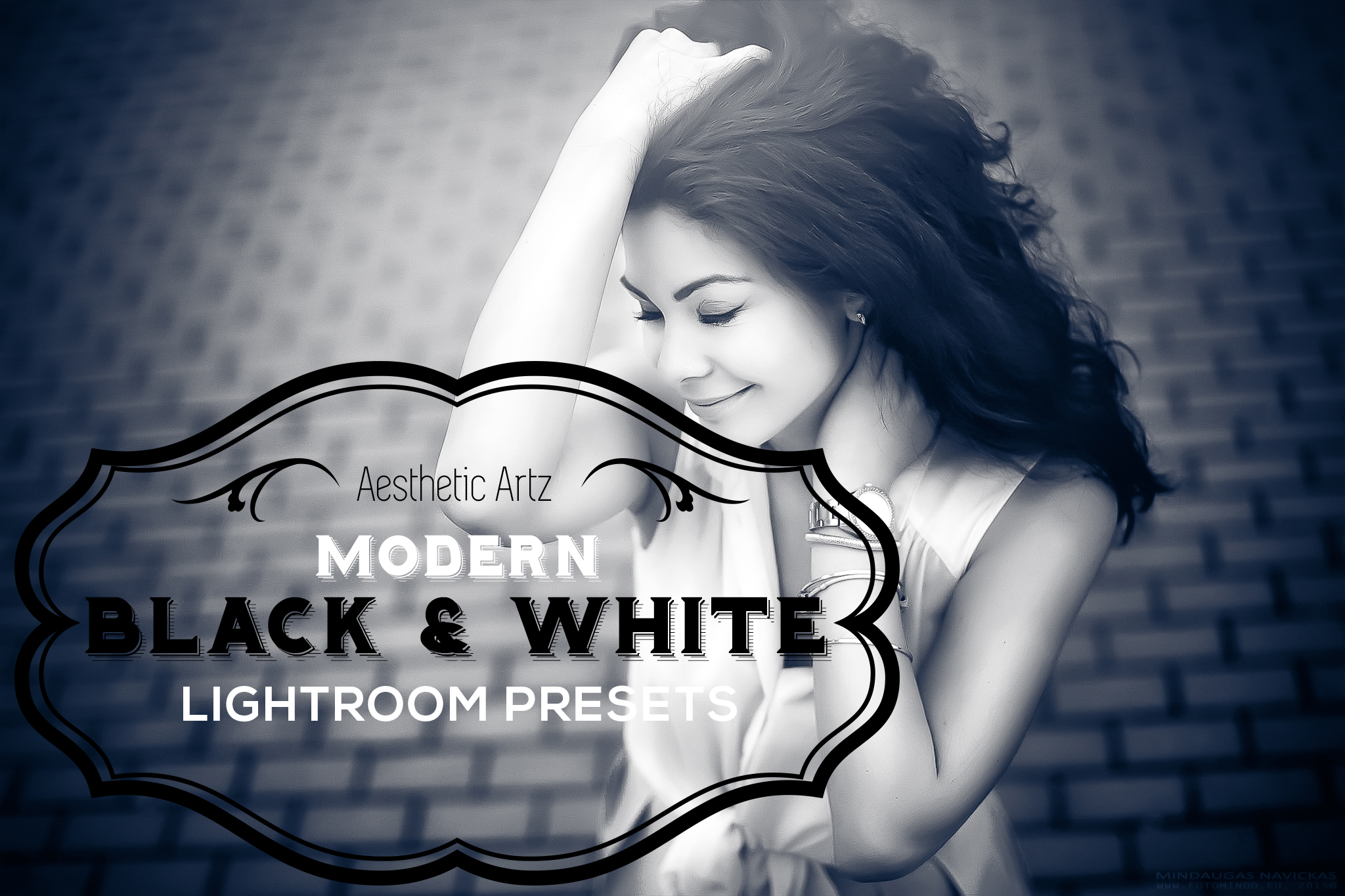 Free Download Black And White Lightroom Presets by AestheticArtz