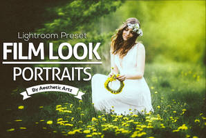 FREE DOWNLOAD FILM LOOK Portraits Lightroom Preset by AestheticArtz