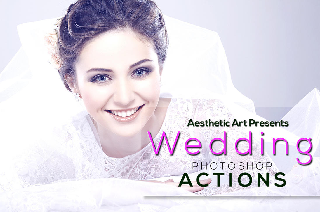 Free Aesthetic Wedding Photoshop Actions by AestheticArtz