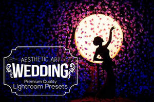 FREE Aesthetic Wedding Lightroom Presets by AestheticArtz