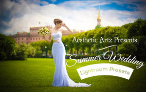 Free Summer Wedding Lightroom Workflow by AestheticArtz