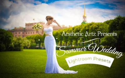 Free Summer Wedding Lightroom Workflow