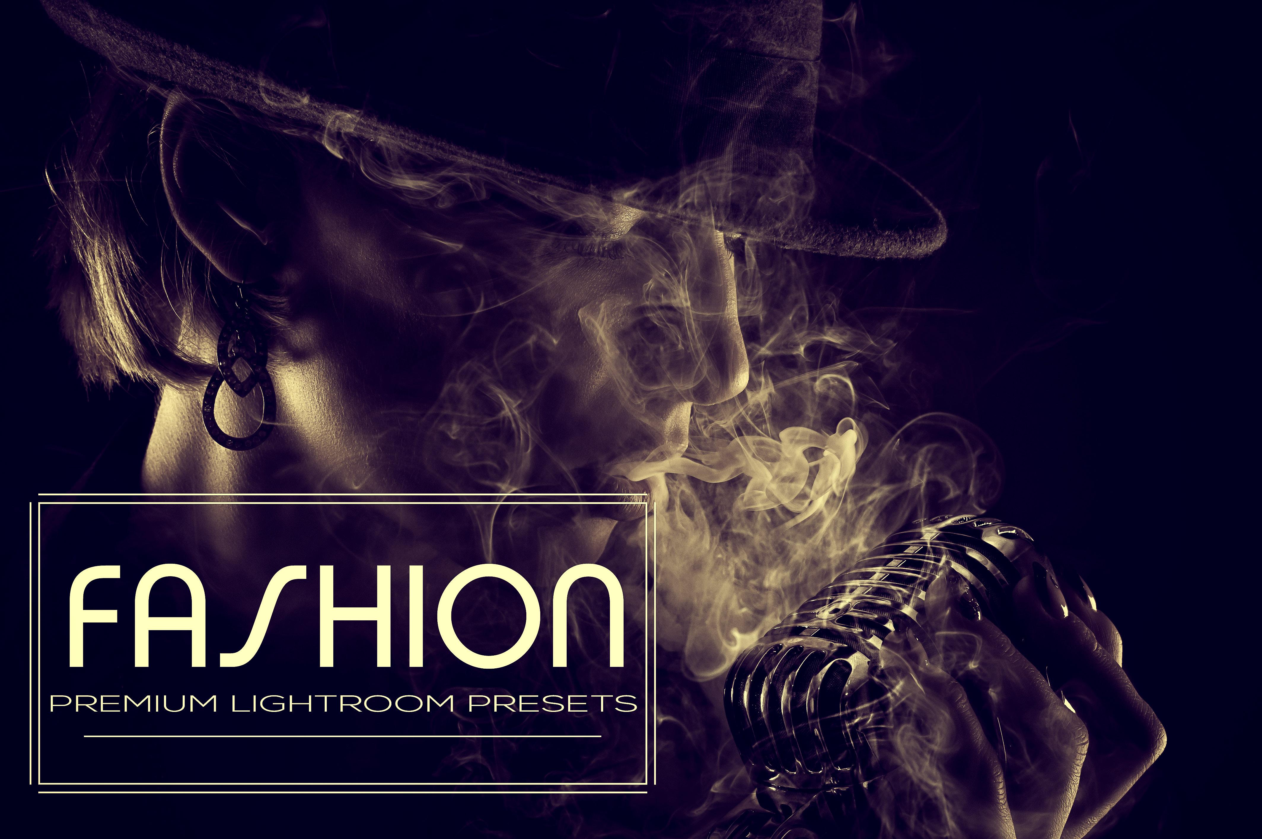 Free Download Fashion Workflow Lightroom Presets