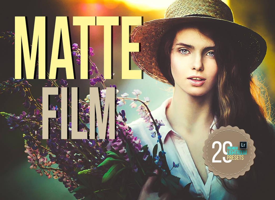 Free Download Matte Film Lightroom Presets by AestheticArtz on
