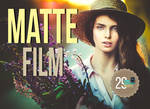 Free Download Matte Film Lightroom Presets